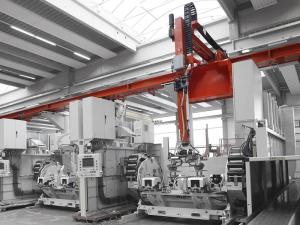 搬运机器人在物流业中的使用
